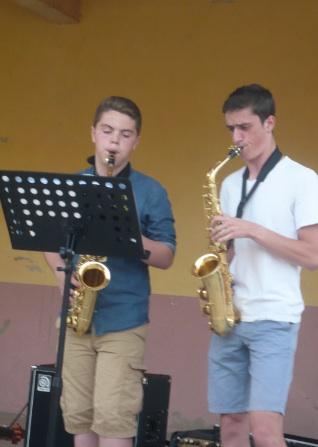 musiciens haut